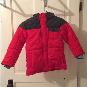 Boys ZeroXposur medium weight winter coat